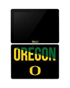 University of Oregon Bold Surface Go Skin