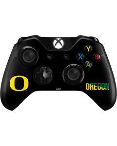 University of Oregon Bold Xbox One Controller Skin
