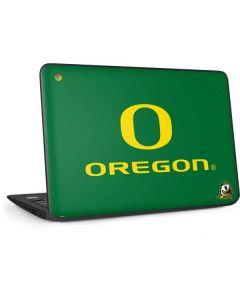 University of Oregon HP Chromebook Skin
