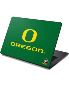 University of Oregon Dell Chromebook Skin