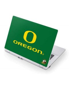 University of Oregon Acer Chromebook Skin