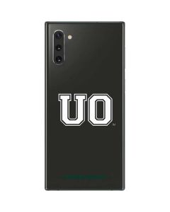 University of Oregon Fade Galaxy Note 10 Skin