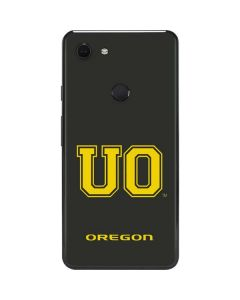 University of Oregon Fade Google Pixel 3 XL Skin