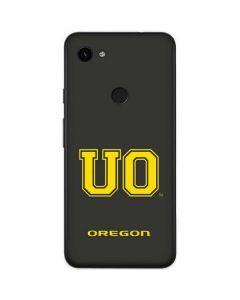 University of Oregon Fade Google Pixel 3a Skin