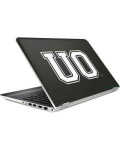University of Oregon Fade HP Pavilion Skin