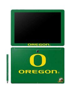 University of Oregon Galaxy Book 12in Skin