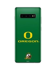 University of Oregon Galaxy S10 Plus Skin