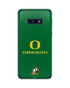 University of Oregon Galaxy S10e Skin