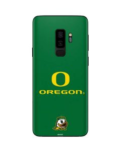 University of Oregon Galaxy S9 Plus Skin