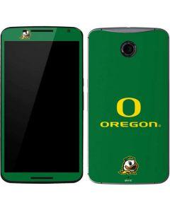 University of Oregon Google Nexus 6 Skin