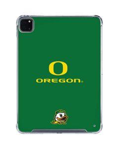 University of Oregon iPad Pro 11in (2020) Clear Case
