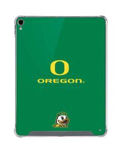 University of Oregon iPad Pro 12.9in (2018-19) Clear Case