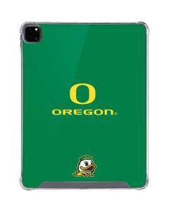 University of Oregon iPad Pro 12.9in (2020) Clear Case