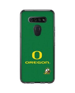 University of Oregon LG K51/Q51 Clear Case