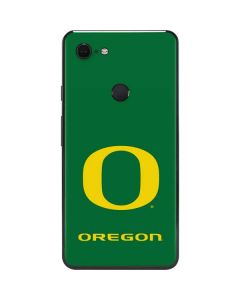 University of Oregon Mesh Google Pixel 3 XL Skin