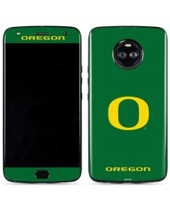 University of Oregon Mesh Moto X4 Skin