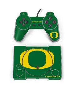 University of Oregon Mesh PlayStation Classic Bundle Skin