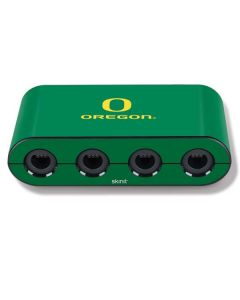 University of Oregon Nintendo GameCube Controller Adapter Skin