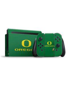 University of Oregon Nintendo Switch Bundle Skin
