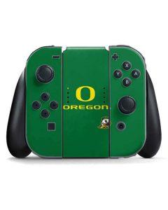 University of Oregon Nintendo Switch Joy Con Controller Skin