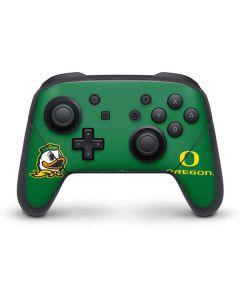 University of Oregon Nintendo Switch Pro Controller Skin