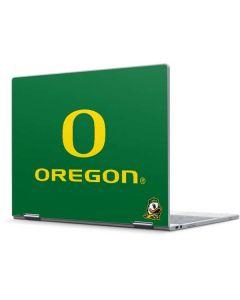 University of Oregon Pixelbook Skin