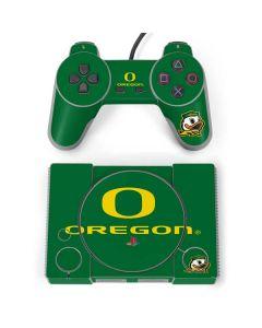 University of Oregon PlayStation Classic Bundle Skin