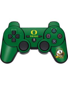 University of Oregon PS3 Dual Shock wireless controller Skin