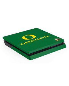 University of Oregon PS4 Slim Skin