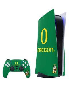University of Oregon PS5 Bundle Skin
