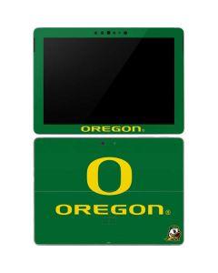 University of Oregon Surface Go Skin