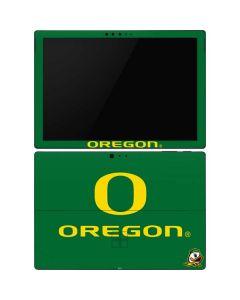 University of Oregon Surface Pro 6 Skin