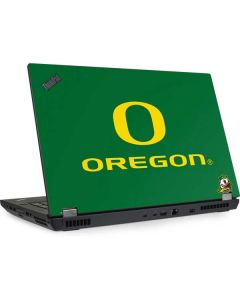 University of Oregon Lenovo ThinkPad Skin