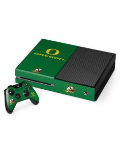 University of Oregon Xbox One Console and Controller Bundle Skin
