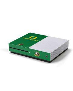 University of Oregon Xbox One S Console Skin