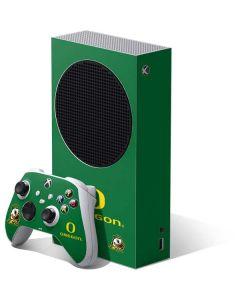 University of Oregon Xbox Series S Bundle Skin