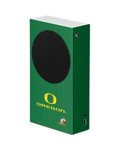 University of Oregon Xbox Series S Console Skin