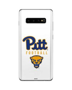 University of Pittsburgh Football Galaxy S10 Plus Skin