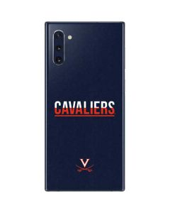 University of Virginia Cavaliers Galaxy Note 10 Skin