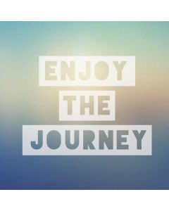 Enjoy The Journey Generic Laptop Skin