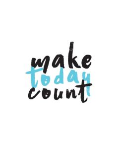 Make Today Count PlayStation VR Skin