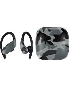 Urban Camouflage Black PowerBeats Pro Skin