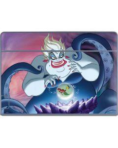 Ursula Ariel and Flounder Galaxy Book Keyboard Folio 12in Skin