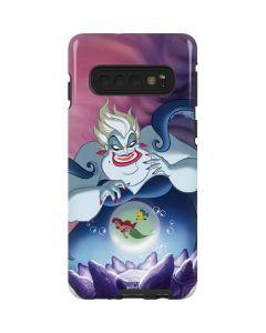 Ursula Ariel and Flounder Galaxy S10 Pro Case