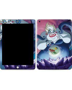 Ursula Ariel and Flounder Apple iPad Skin