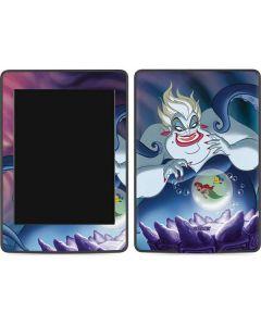 Ursula Ariel and Flounder Amazon Kindle Skin