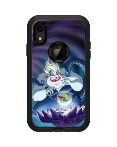 Ursula Ariel and Flounder Otterbox Defender iPhone Skin