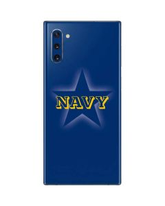 US Naval Academy Blue Star Galaxy Note 10 Skin