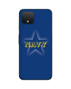 US Naval Academy Blue Star Google Pixel 4 Skin