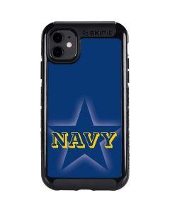 US Naval Academy Blue Star iPhone 11 Cargo Case